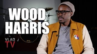 Wood Harris on Starting Out as a Rapper, Choosing NYU Over Yale, Above the Rim