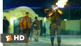 13 Hours: The Secret Soldiers of Benghazi (2016) - Attack on the Consulate Scene (2/10)   Movieclips