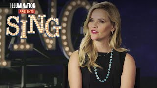 Sing Special Edition - Reese Witherspoon - Own it on Digital HD 3/3 on Blu-ray & DVD 3/21