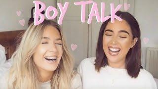 BOY TALK | PART 3! | Sophia and Cinzia