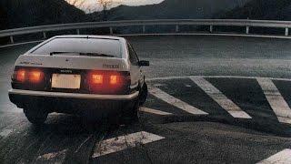 Toyota AE86 Akina & Akagi Touge Drifting