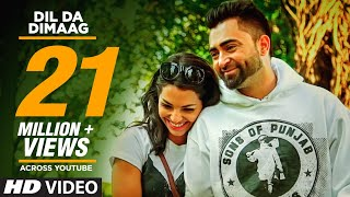 """Sharry Mann"": Dil Da Dimaag (Full Video) Latest Punjabi Songs 2016 | Nick Dhammu | T-Series"