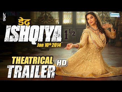 Xxx Mp4 Dedh Ishqiya Jan 2014 Theatrical Trailer Madhuri Dixit Naseeruddin Arshad Warsi Huma 3gp Sex