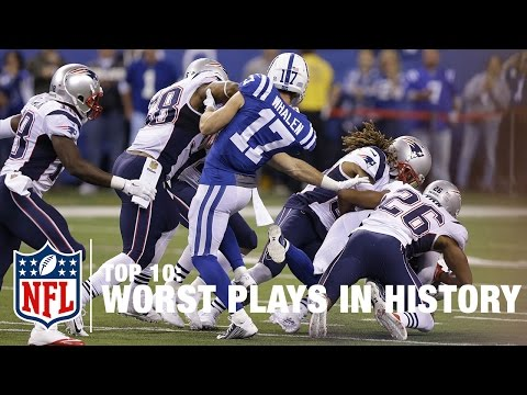 Xxx Mp4 Top 10 Worst Plays Of All Time NFL 3gp Sex