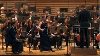Julia Fischer - Tchaikovsky live in Paris on June 14, 2013