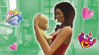 Let's Play The Sims 4: 100 Baby Challenge Episode 87
