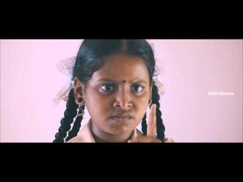 Goon Attacks A School Girl - Touring Talkies Tamil Movie Scenes