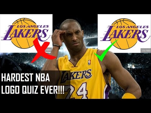HARDEST NBA LOGO QUIZ EVER!!!!
