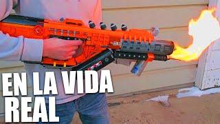 ARMAS DE BLACK OPS 3 EN LA REALIDAD
