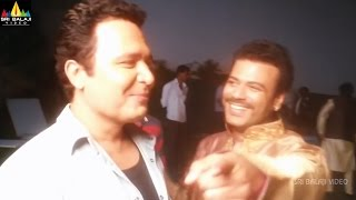 On the sets of Dawat E Shaadi | Aziz Naser, Gullu Dada, Saleem Pheku | Sri Balaji Video