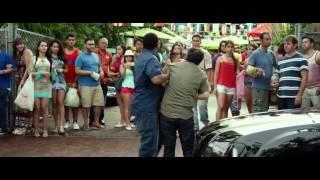 Ride Along 2 (2016)  - Ice Cube, Kevin hart, Ken Jeong - Funny Footchase Scene HD