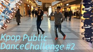 Kpop Public Dance Challenge #2