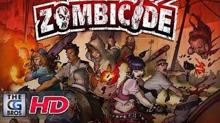 "CGI 3D Animated Promo Trailer: ""Zombicide"" - by StudioZ"