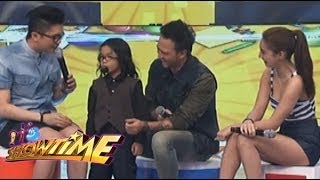 MiniMe Contestant does sample of Freddie Aguilar hit