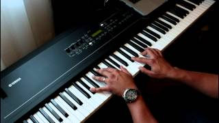 The Anthem - PlanetShakers (Piano Tutorial)