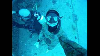 4 FreeDiving Tricks to Play on Scuba Divers