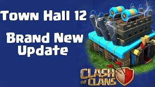 Town hall 12: game balance preview (clash of clan) 2018 june