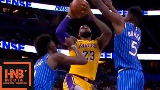 Los Angeles Lakers vs Orlando Magic 1st Half Highlights | 11.17.2018, NBA Season