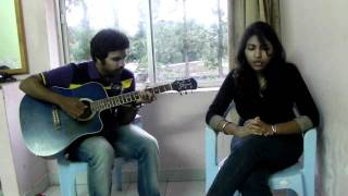 Tahsan ft. Mithila - Agochore-Third person singular number - guitar cover