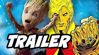 Guardians Of The Galaxy 2 vs Ravagers Teaser and James Gunn Spin Off Explained