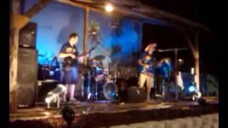 Lightening Jack performing at Regal Palms