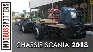 CHASSIS SCANIA INDONESIA 2018