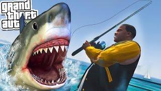 GTA 5 ULTIMATE FISHING MOD! You Won