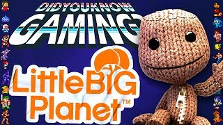 LittleBigPlanet - Did You Know Gaming? Feat. Furst