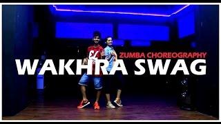 Wakhra Swag I  Badshah I Zumba Choreography I  V!cky & Aakanksha