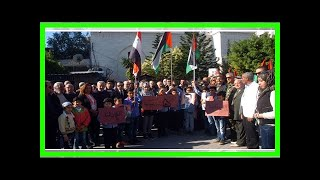 News 24/7 - A series of protests in hama, solidarity stand in lattakia in condemnation of the decis