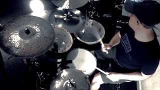 How Great Thou Art \ Curtis Live - (Drum Cover)