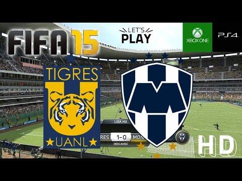 Xxx Mp4 FIFA 15 Gameplay Tigres UANL Vs Monterrey 3gp Sex