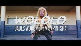 Babes wodumo Ft Mampintsha - Wololo (Gwara Gwara dance)