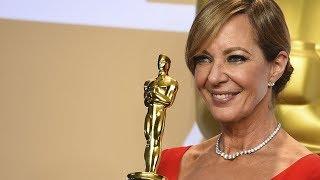 Allison Janney - Oscars - Best Supporting Actress - I, Tonya - Full Backstage Speech
