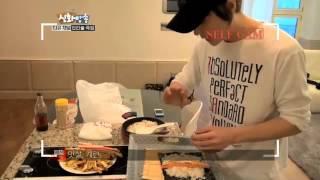 [JTBC] 신화방송 (神話, SHINHWA TV) 6회 명장면 - 김밥요리사 신혜성