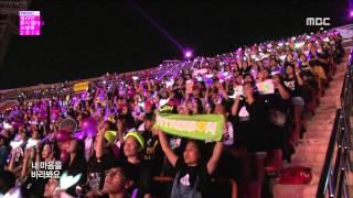 [1080p HD] 130407 KMW in Bangkok 2NE1 - I Love You