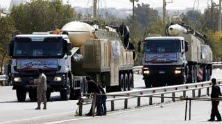 """إيران تعلن إجراء تجربة """"ناجحة"""" لصاروخ """"خرمشهر"""" الذي يبلغ مداه ألفي كلم"""