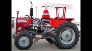 Pakistani Tractors