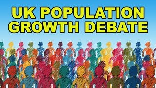 🇬🇧 🇬🇧 UK Population to Rocket by 10 million in 20 years! 🇬🇧 🇬🇧