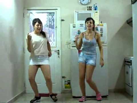 Chicas Bailando   Los Wachiturros Panti
