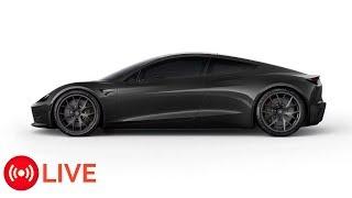 Roadster Designer and Media Bashing Tesla + Q&A for Nov 27th, 2017 - Teslanomics LIVE!