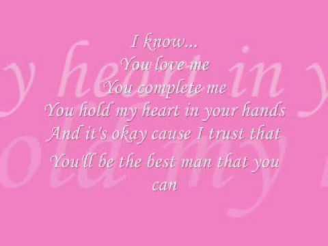 Keyshia Cole You Complete Me with Lyrics