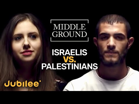 Can Israelis and Palestinians See Eye to Eye Creators for Change