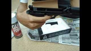 Airsoft M92 Unboxing (Malaysia)