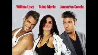 2012.Telenovela con Dulce Maria, William Levy, Jencarlos Canela