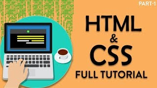 HTML5 and CSS3 tutorial in hindi   how to make websites   Part-1