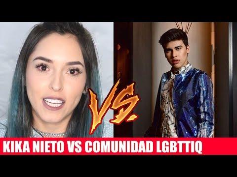 Xxx Mp4 Kika Nieto Los Gays No Son Normales Y LaDivaza LA ENFRENTA 3gp Sex