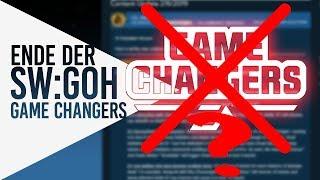 Game Changers Programm Für SW:GoH Offiziell Eingestellt ▶ Updates ▷ Star Wars: Galaxy Of Heroes