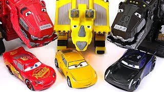 Dinotrux and Disney Pixar Cars 3