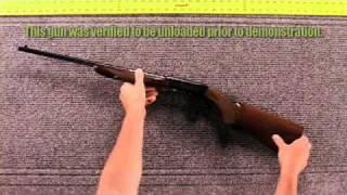 Bullet Point Profiles: Browning SA-22 Grade I Rifle